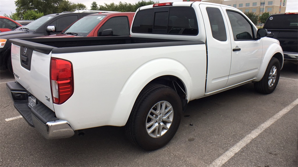 Charming Pre Owned 2017 Nissan Frontier